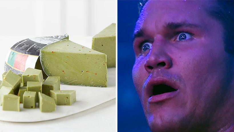 Psicólogo: el queso guacamole no exi… Así es, hay un queso hecho de guacamole
