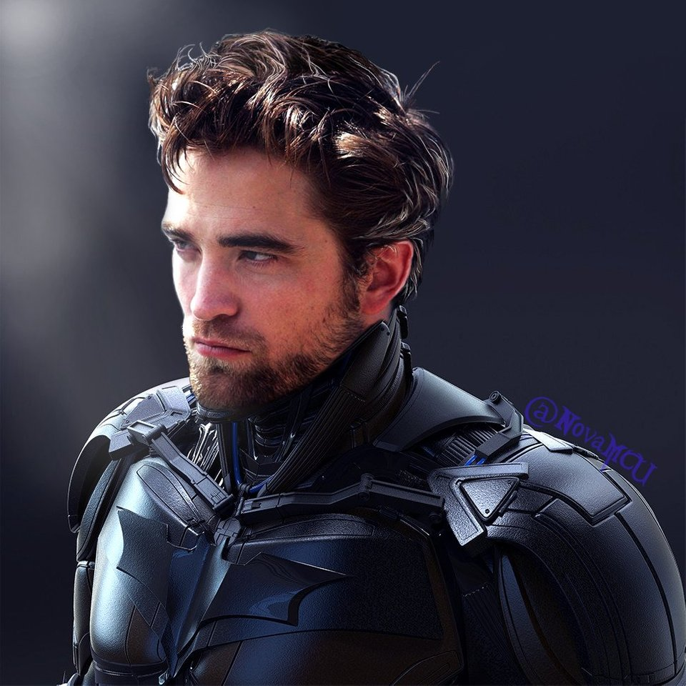 Robert Pattinson Batman Fan Art
