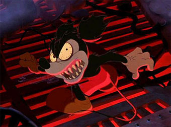 Mickey Mouse Evil