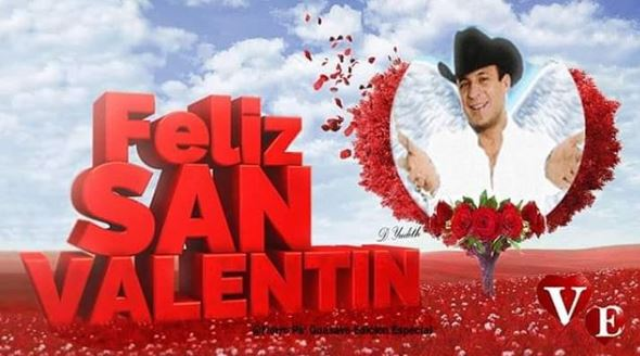 San Valentín Elizalde, el nuevo tributo