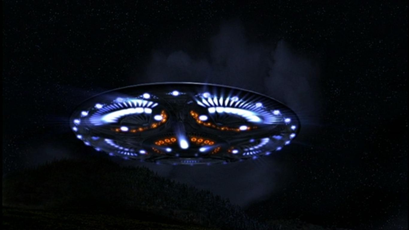 Spielberg Taken UFO