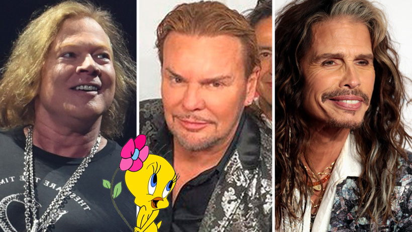 12 rockerotes que con la edad se convirtieron en un grupo de tías