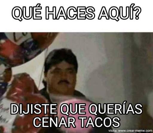 tacos meme