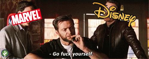 Wolverine Hugh Jackman Marvel Disney