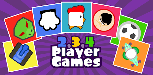 2 3 4 player games