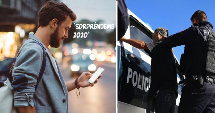 Personas que dijeron '2020, sorpréndeme' serán encarcelados de manera inmediata