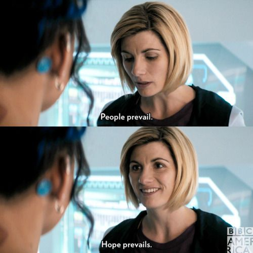Doctor Who Hope Prevails