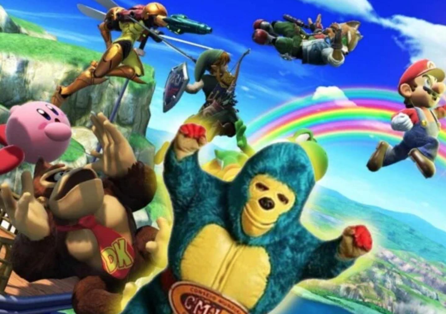 Kemonito Smash Bros