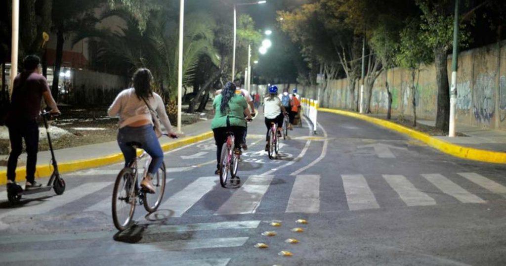 Ciclovía Pantitlán