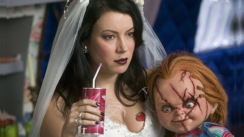 No me llames muñeca: Así se ve Jennifer Tilly a 22 años de revivir a Chucky