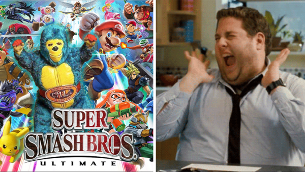 Cover Kemonito Smash Bros Petición