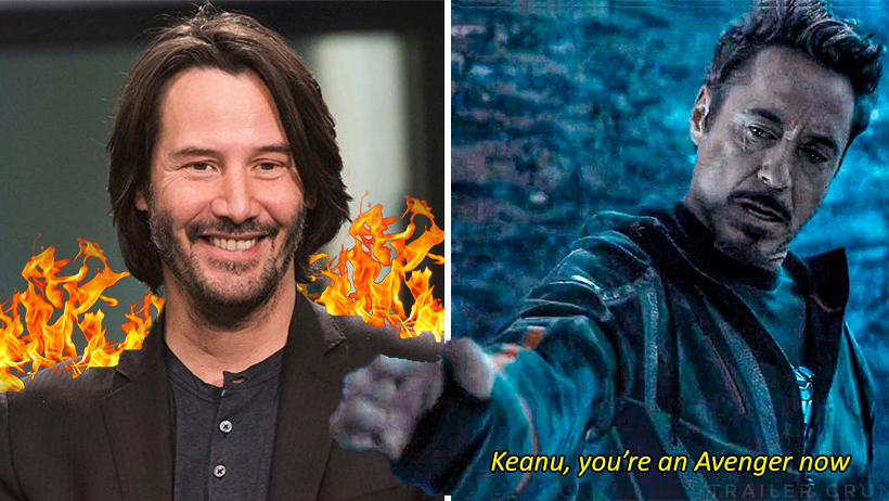 Cover Marvel Keanu Reeves Ghost Rider