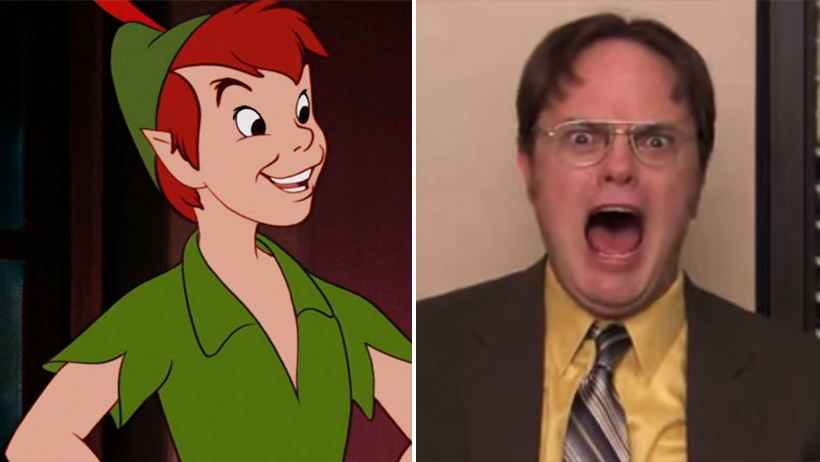 Cover Peter Pan Live Action Actores