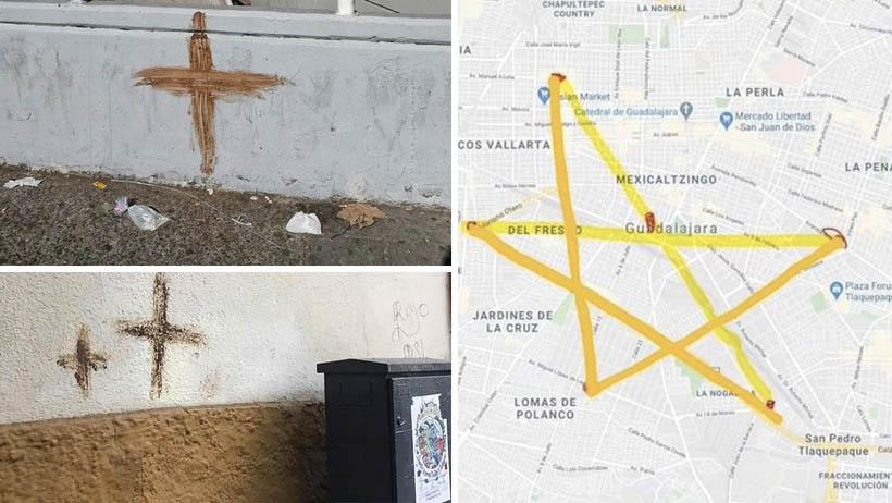 Cruces de caca en Guadalajara