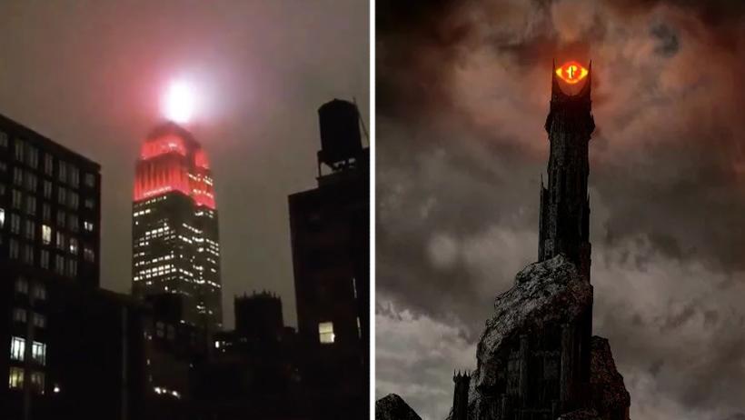 ¡Lo que nos faltaba ! Estados Unidos finalmente confiesa ser Mordor