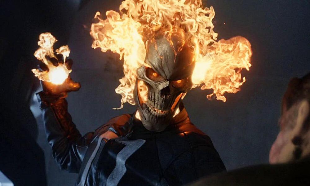 Ghost Rider Robbie Reyes MCU