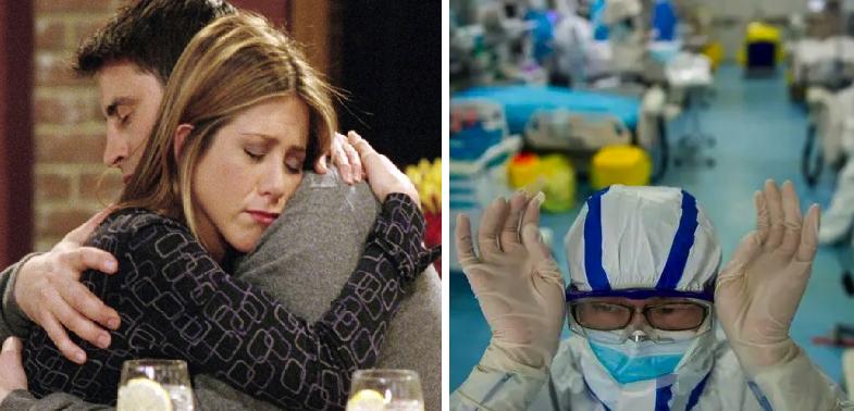 Otra víctima del virus este: cancelan reencuentro de Friends en HBO