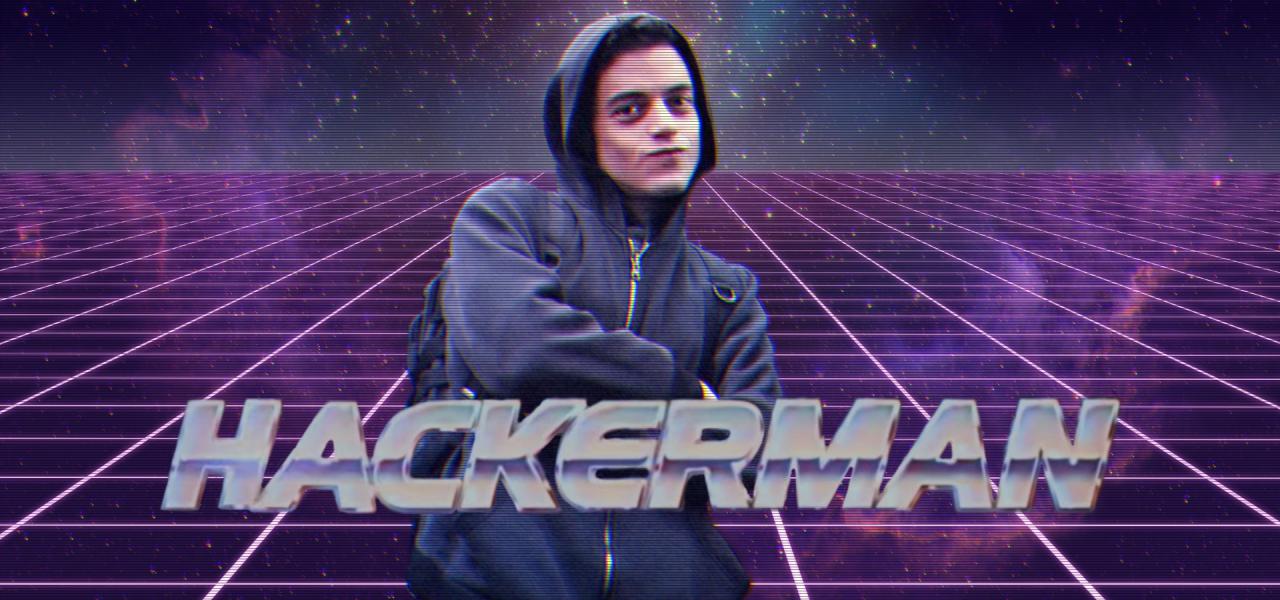 Hackerman meme