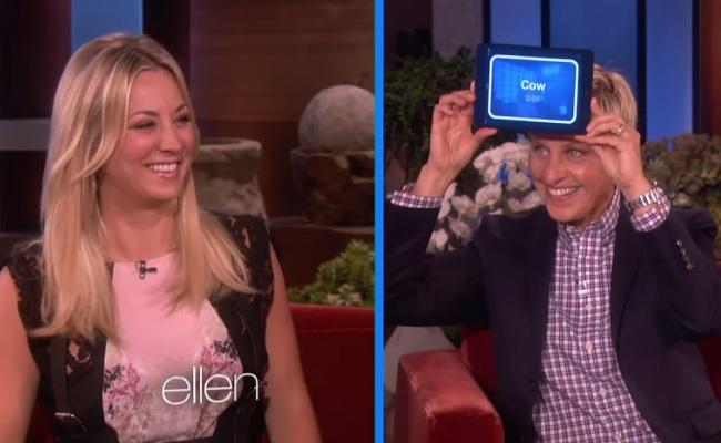 Heads Up Ellen