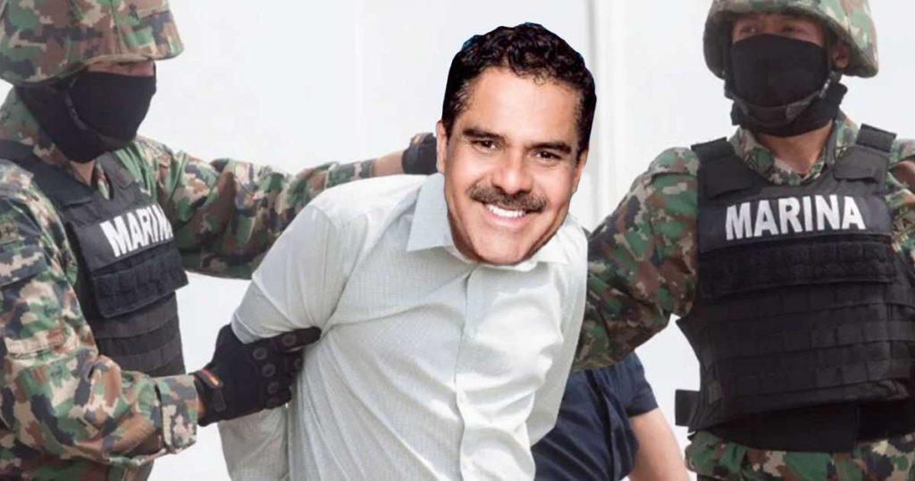México entregará a Javier Alatorre a EU para cobrar recompensa por Maduro