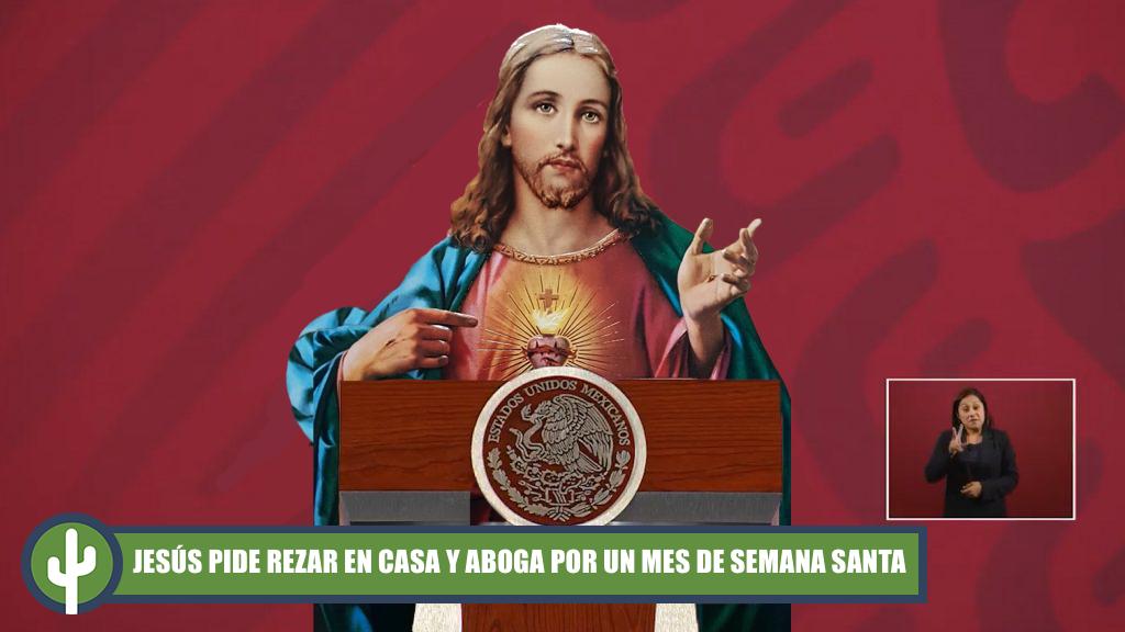 Jesus mañanera