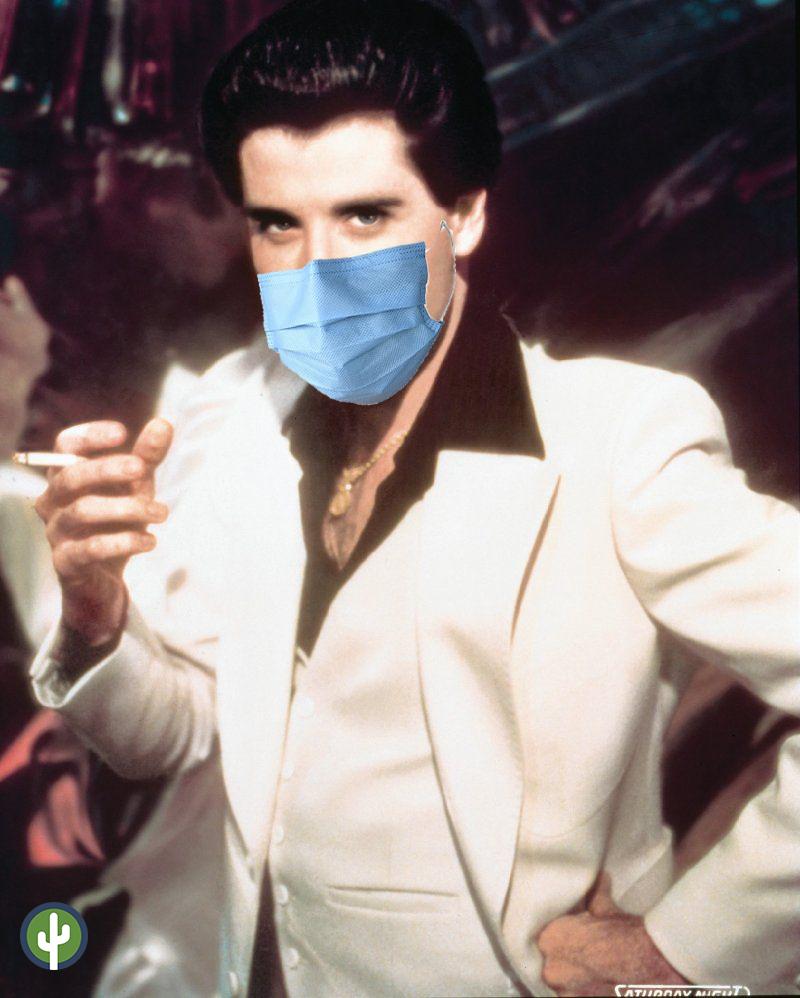 Dan De Alta A John Travolta Por Coronavirus Sólo Era Una Fiebre De Sábado Por La Noche