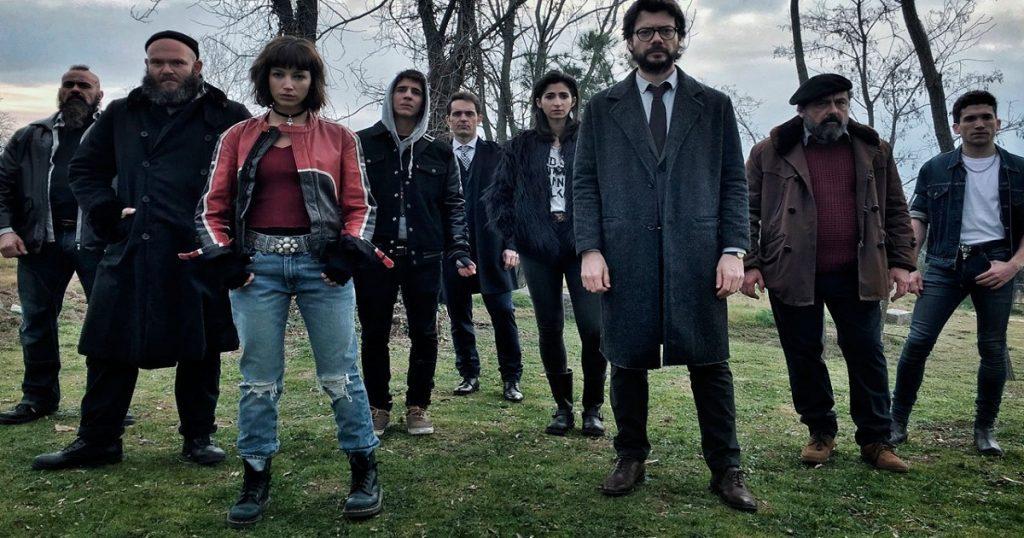 La Casa de Papel regresa antes; estreno de la temporada 4 fue adelantado