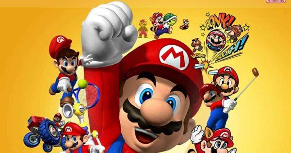 Mario Bros Day
