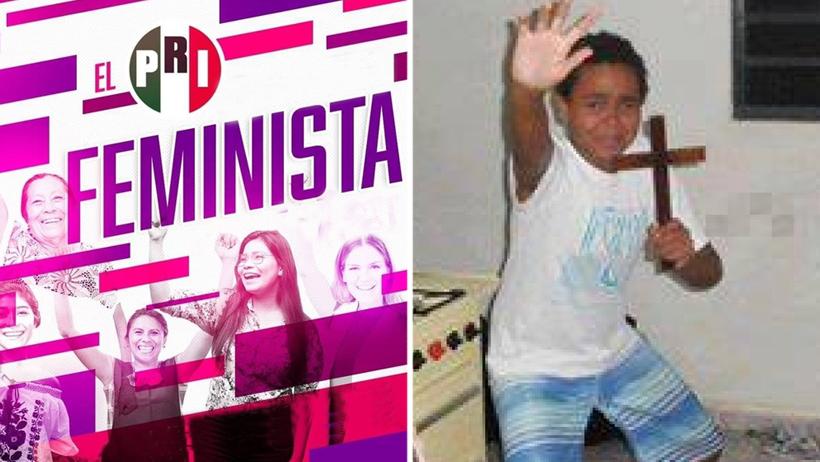 Todo lo que sabemos de un tal PRI, el partido más feminista de México