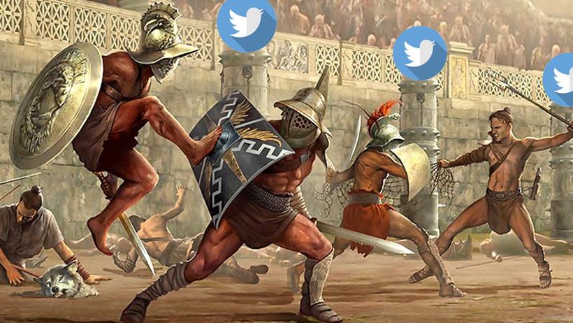 Twitter abrirá coliseos para terminar con discusiones eternas