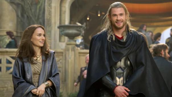 Thor Jane Foster The Dark World