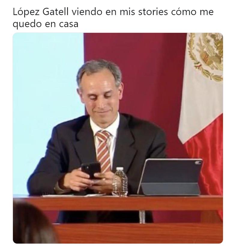 López-Gatell meme