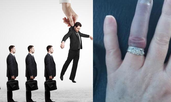 """Empresario feliz con informe porque """"cayó como anillo al dedo"""" para justificar despidos"""