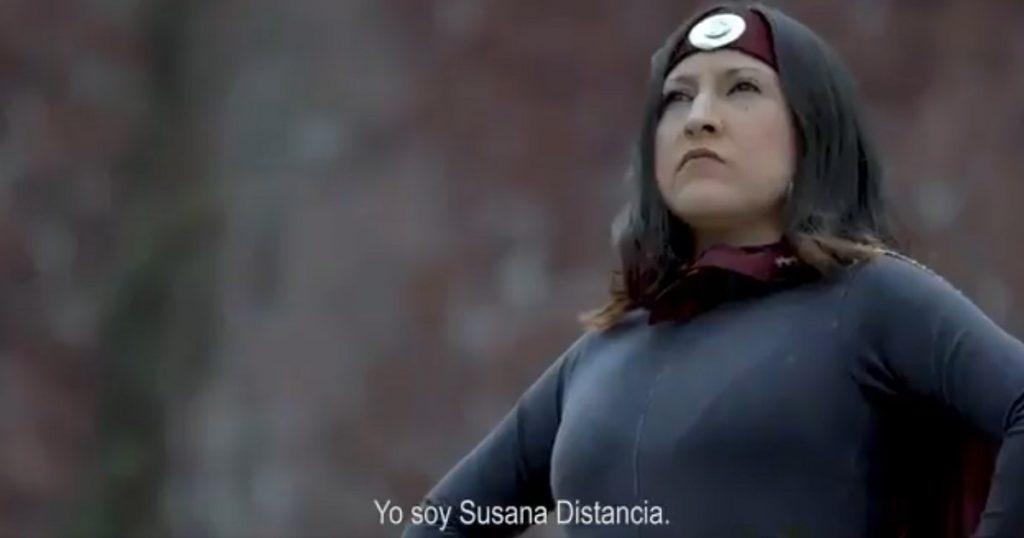"""Alcadesa de Metepec se vuelve meme tras convertirse en """"Susana Distancia"""""""