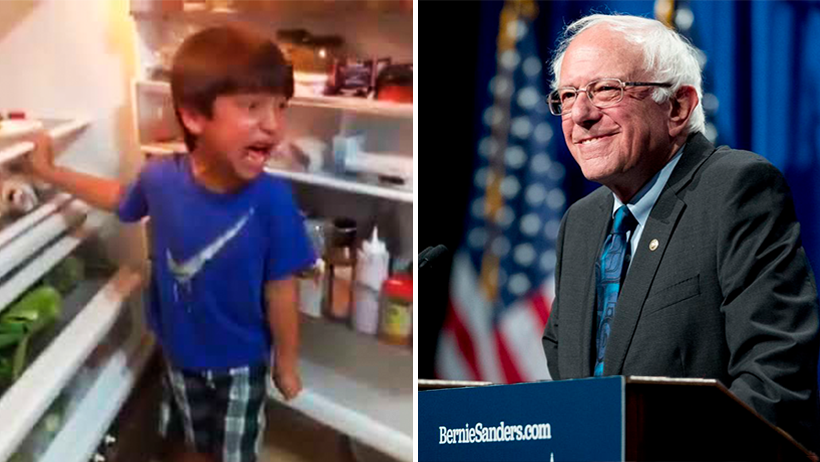 Cover Bernie Sanders Se retira Presidencia