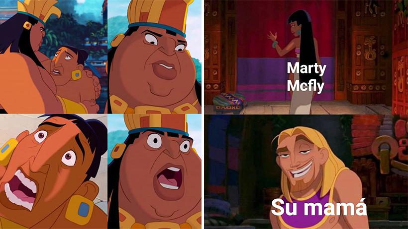 Cover El Camino hacia El Dorado Memes