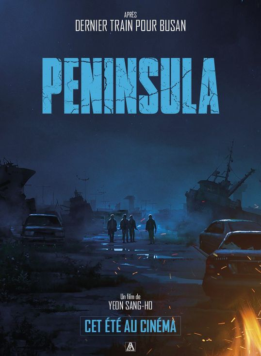 train to busan 2 peninsula