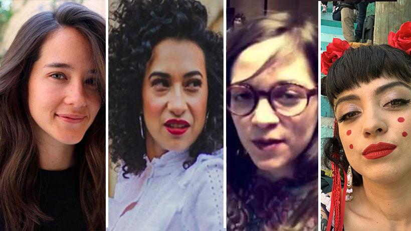 Aceptan a Flor Amargo como 'La Quinta Natalia' en banda 'La Arrulladora'
