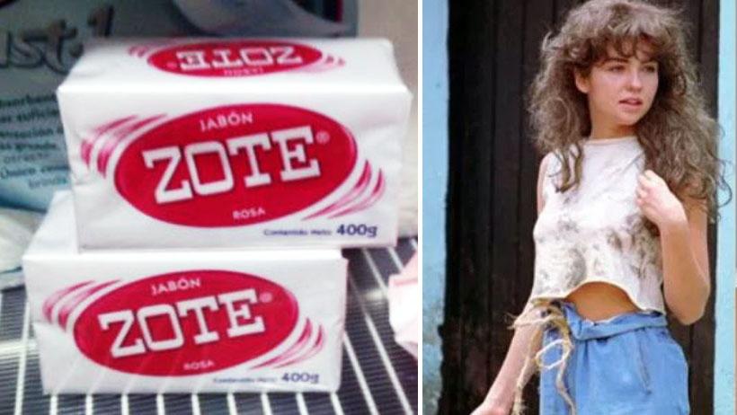 Bañarse con jabón Zote ayuda a reducir la capa de mamonería: estudio