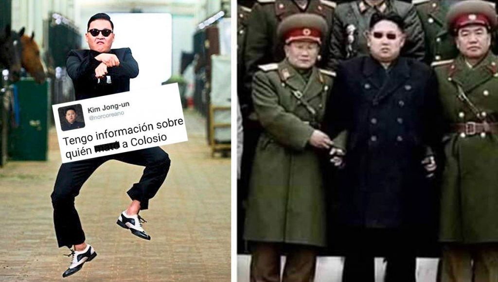 Kim Jong-un gangam style