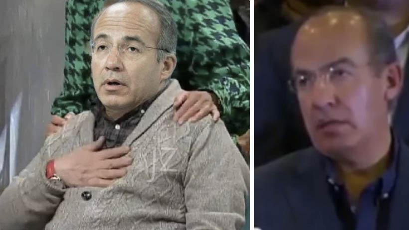 Ley Seca asusta a Felipe Calderón