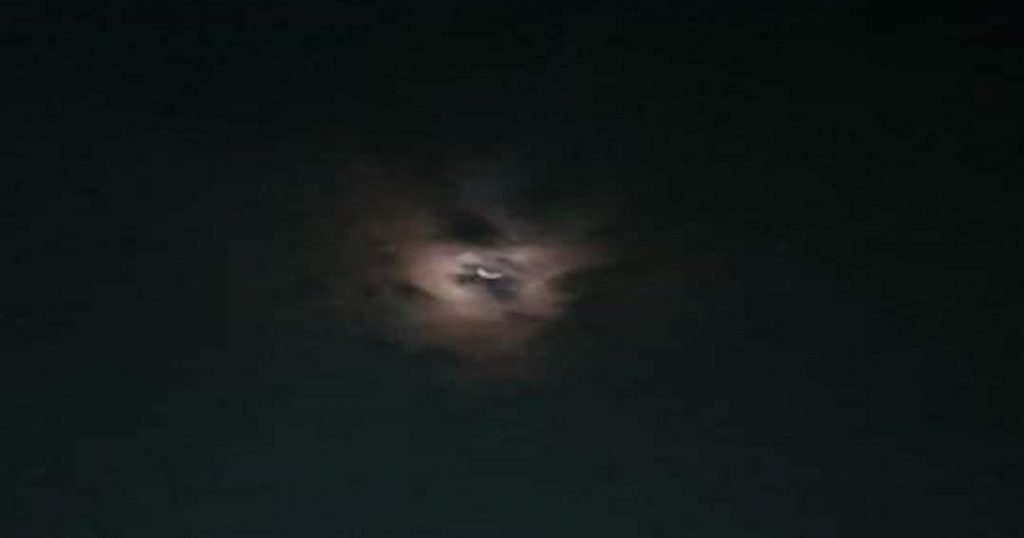 """""""Lucifer"""" aparece en foto de la Luna: es el Ángel Caído, dicen"""