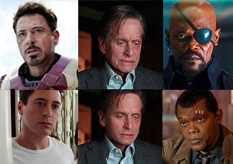 Marvel Deaged characters