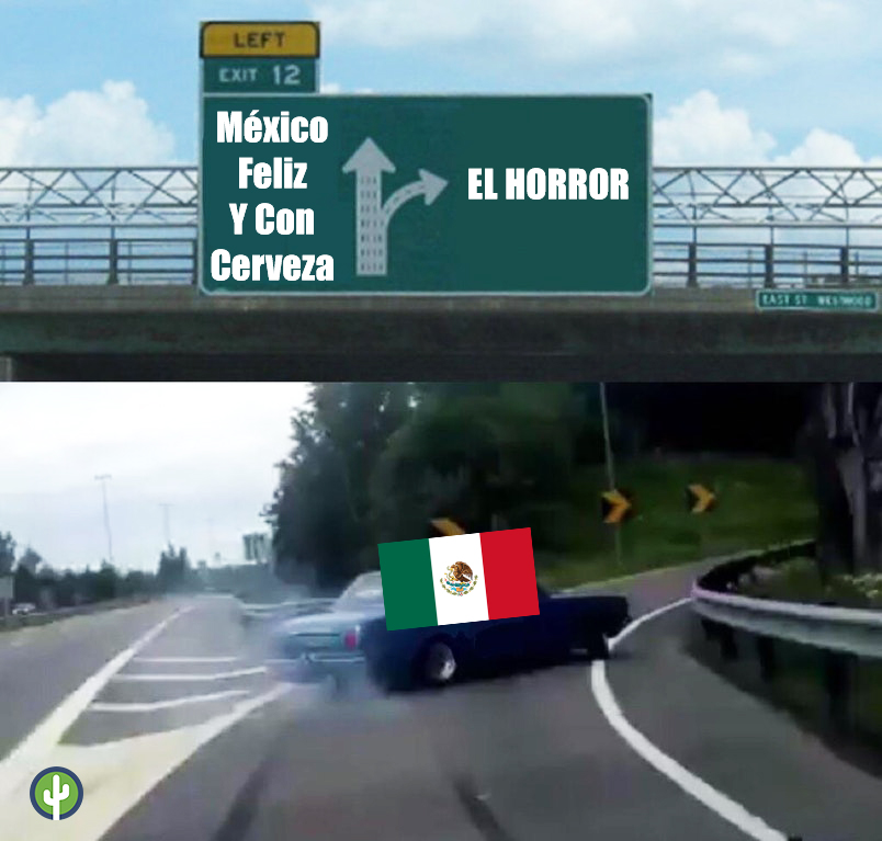 Mexico sin cerveza meme