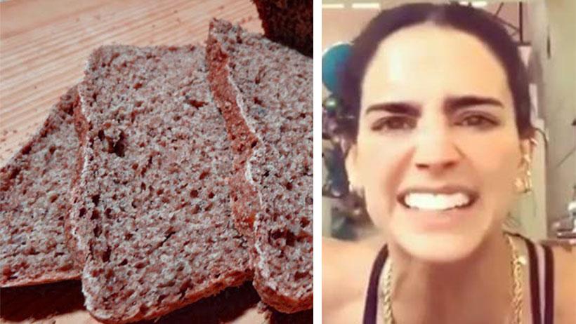 Ante la falta de ositos, Bárbara de Regil sería la nueva imagen del pan integral