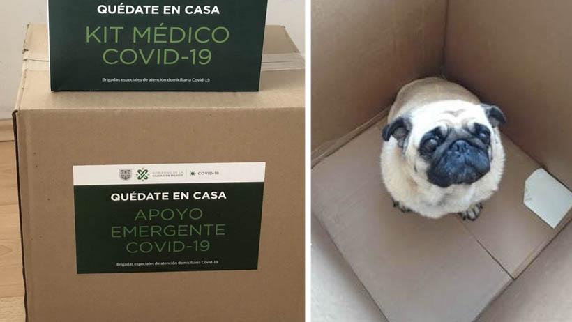 Paquetes de ayuda de la CDMX