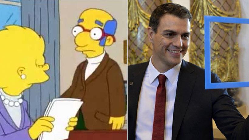 Lo volvieron a hacer: político anuncia impuesto exactamente igual que en los Simpson
