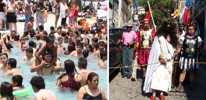 7 cosas que no se podrán hacer en Semana Santa por culpa de la Cuarentena