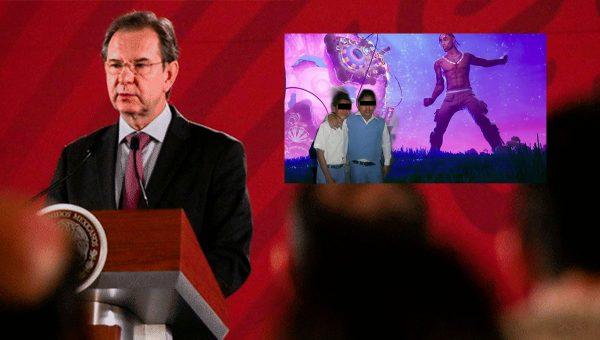 fortnite sep conferencia de prensa sep