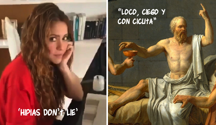 8 nuevas canciones que sacará Shakira ahora que se graduó de filosofía